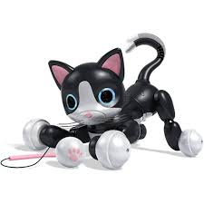 zoomer kitty interactive cat walmart com