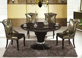 round marble dining table and chairs with ideas picture 12413 zenboa