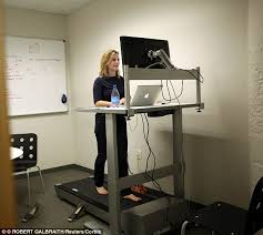 Rent Treadmill Desk See You Later Seat New Study Says Treadmill Desks Bring Long Run