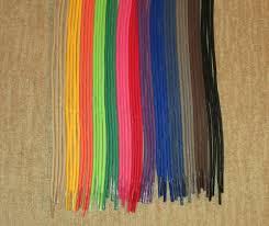 shoelace length guide round shoe laces ebay