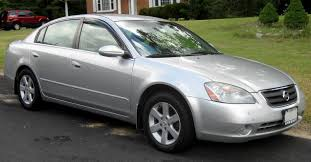 Nissan Altima 2005 - 2004 nissan altima information and photos zombiedrive