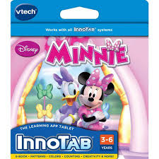 vtech innotab software minnie mouse u0027s bow toons walmart