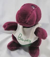 vtg original dakin barney the dinosaur 10