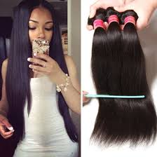 cheap human hair extensions nadula 6a hair weaves 3pcs lot