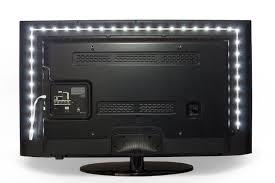 led strip lights for tv bias lighting
