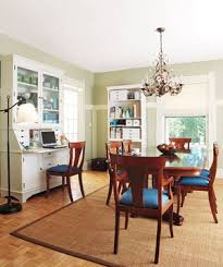 Living Dining Room Furniture 14 Living Room And Dining Room Makeovers Real Simple