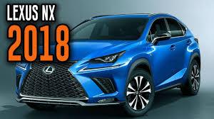 lexus models with hud 2018 lexus nx interior exterior youtube