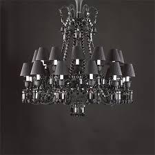 Black Chandelier Lighting by Zenith Noir Chandelier 24 Light Lighting Pinterest Popup