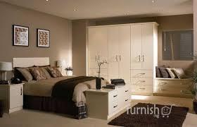usoro mdf hdf bedroom set queen size bed bedside table wardrobe 1