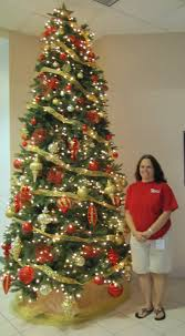 party people event decorating company bartow hospital christmas tree