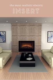 36 Electric Fireplace Insert by Modern Flames 36
