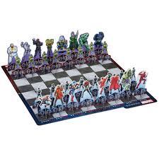 hasbro b6933 marvel chess game ebay