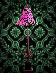 funky light by funky wallpaper stock image image 5989213