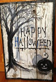best 25 halloween signs ideas on pinterest halloween pallet