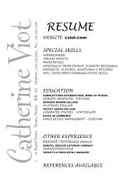Design Resume Sample Sample Art Resume Resume Cv Cover Letter