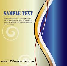 cover page template free download wavy page layout vector images 365psd com