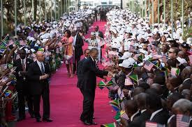 flotus travel journal a warm welcome to tanzania whitehouse gov