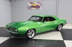 synergy green camaro ss for sale 1969 chevrolet camaro ss for sale in lillington carolina