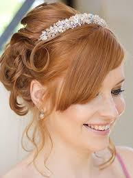 rhinestone headband bridal headbands wedding hairstyle with rhinestone headband