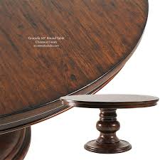 Tuscan Style Dining Room Graciela Round Dining Room Tables Old World Tuscan Dining Tables