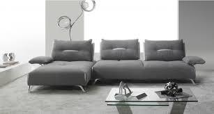 canapé d angle cuir 3 places avec accoudoir spacer toulon mobilier