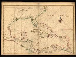Map Of West Indies The Islands And Mainland Of The West Indies World Digital Library