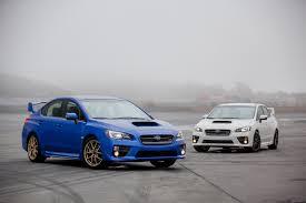subaru wrx sport 2015 subaru wrx sti first drive motor trend