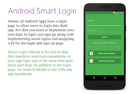 Login Github Codelightstudios Android Smart Login A Smart Way To Add