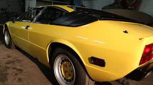 lamborghini urraco 1976 lamborghini urraco for sale near riverhead new york 11901