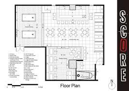 pretentious idea small bar floor plans 4 restaurant square floor