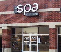 nail spa cool springs