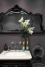 Purple Bathroom Ideas Best 25 Dark Bathrooms Ideas On Pinterest Slate Bathroom