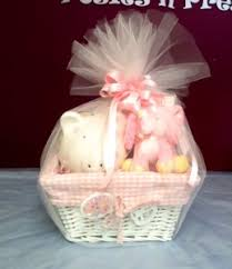 baby basket gift baby girl basket gift basket in sutton ma posies n presents