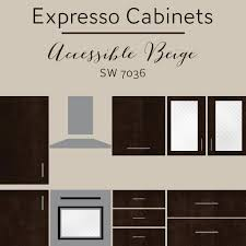 kitchen wall colors with black cabinets the best wall colors to update stained cabinets rugh design