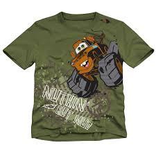 disney infant toddler boys mater monster truck shirt