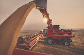 biggest combine harvesters in the world case ih 9240 axial flow