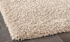 modern shaggy rug groupon