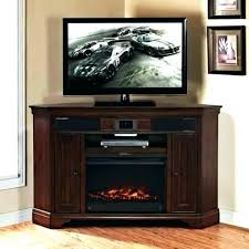 Tv Stands With Electric Fireplace Corner Electric Fireplace Tv Stand Corner Electric Fireplace