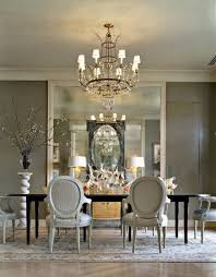 silver dining room grand dining room in gold and silver layering mirrors mirror