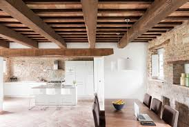 contemporary interior an old building in tuscany gets a contemporary interior contemporist