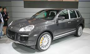 2008 Porsche Cayenne S - 2009 porsche cayenne turbo s auto shows news car and driver