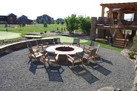 Rock Backyard Landscaping Ideas Backyard Landscaping With Rocks Backyard And Yard Design For