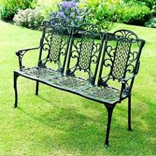 Wrought Iron Benches For Sale Folding Metal Garden Furniture 2 Chairs Oval Table Bistro Set