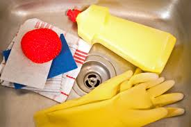 How To Fix Clogged Kitchen Sink by How To Unclog Your Kitchen Sink Drain Home Matters