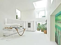 White Kitchen Design Ideas 20 Sleek And Serene All White Kitchen Design Ideas To Inspire Rilane