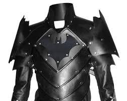Batman Halloween Costume Batman Armor Etsy
