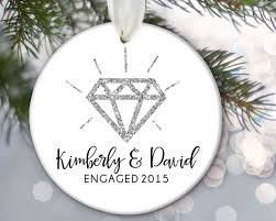 18 stunning custom made engagement ornaments