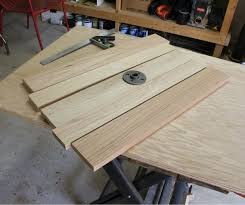 diy pipe and wood wine rack hometalk