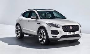 jaguar jeep 2017 price jaguar e pace compact crossover arrives in jan priced at 39 595