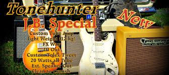 Lorenzo Bad Vilbel Tonehunter Custom Made Tones
